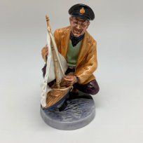 Фигурка, Royal Doulton, Sailor s Holiday, № 2442