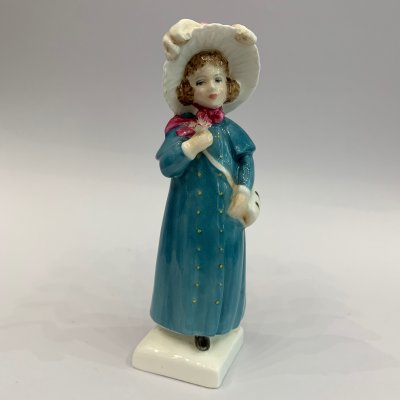 Статуэтка Royal Doulton CARRIE, № 2800, 1981 г.